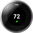 Simple, smart thermostat